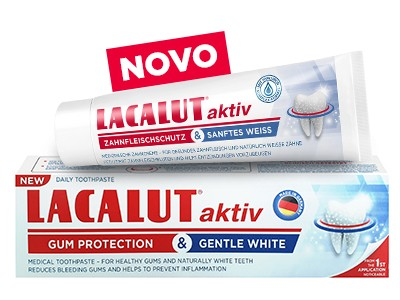 Lacalut Aktiv White